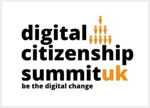 Digital Citizenship Summit UK Logo