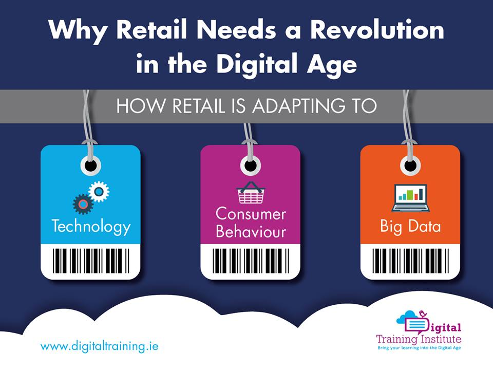Why Retail Needs a Revolution in the Digital Age