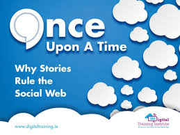 Joanne Sweeney Burke Why Stories Rule the Social Web