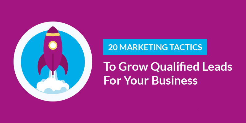 How to grow qualified leads for your website by Digital Training Institute