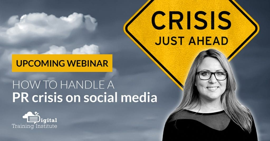 How to handle a PR crisis on social media