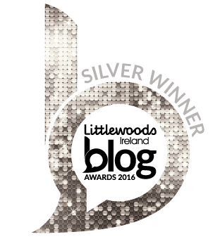 Silver Winner - Littlewood Ireland Blog Awards 2016