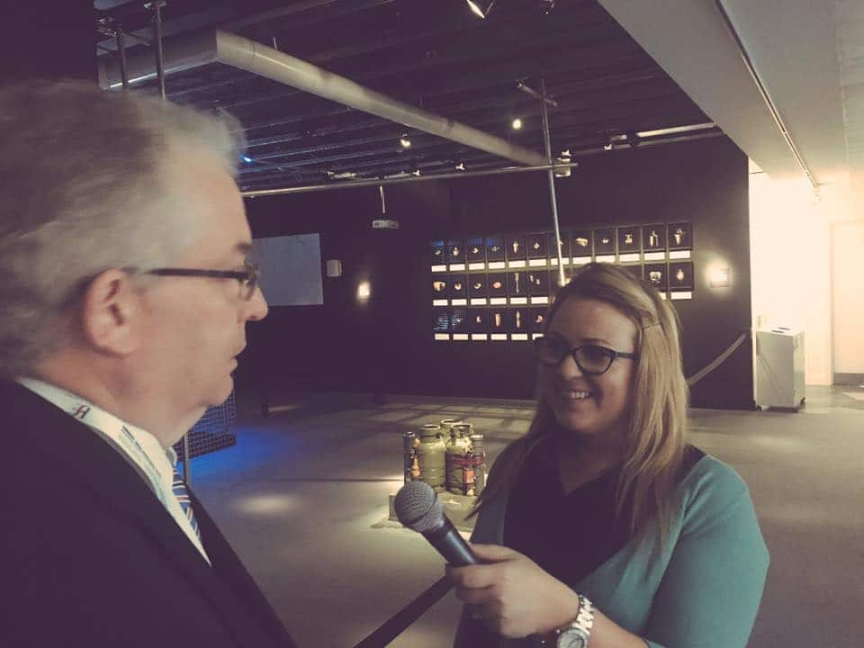 Joanne Sweeney-Burke interviews the Director General of the HSE Tony O'Brien on their digital agenda