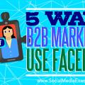 Joanne Sweeney Burke Facebook Marketing for Business Social Media Examiner article