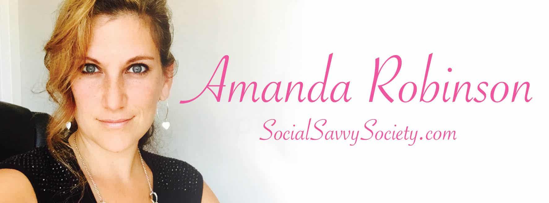 Amanda Robinson
