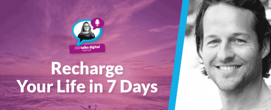 Recharge Your Life in 7 Days