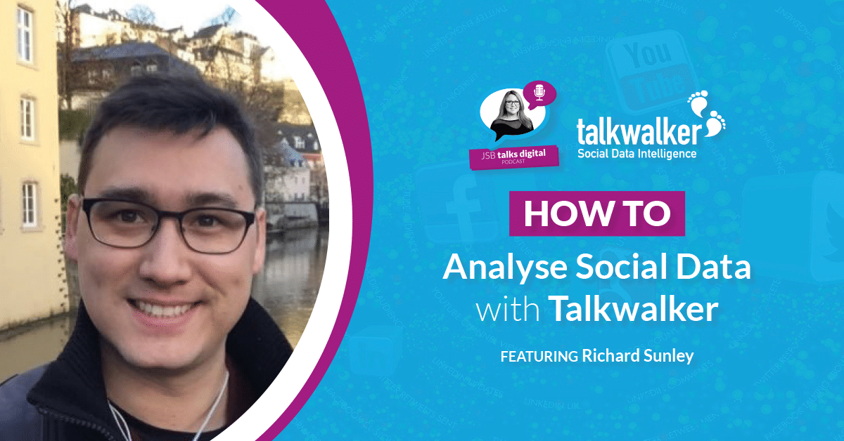 How to Analyse Social Data Featuring Talkwalker