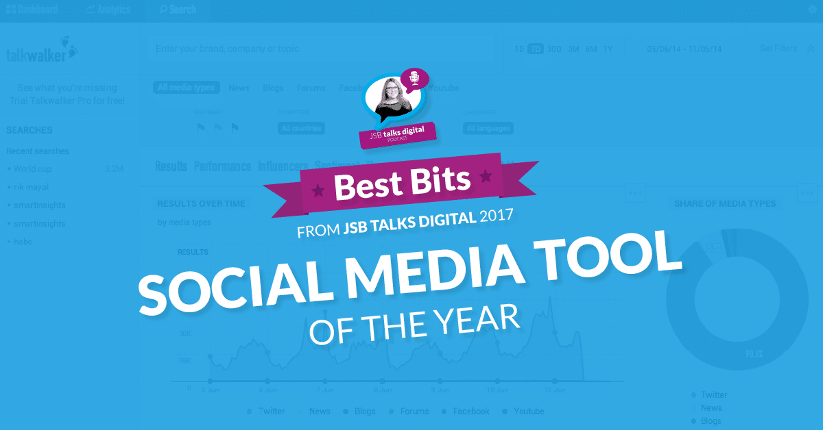 Social Media Tool of the Year
