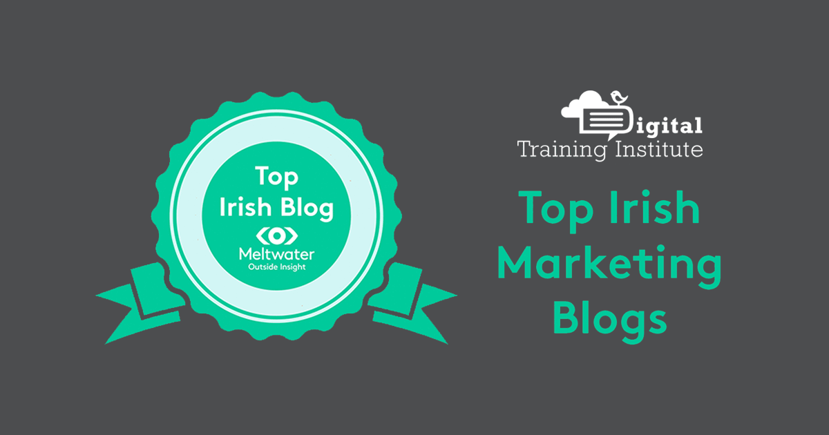 Meltwater Top Irish Marketing Blogs