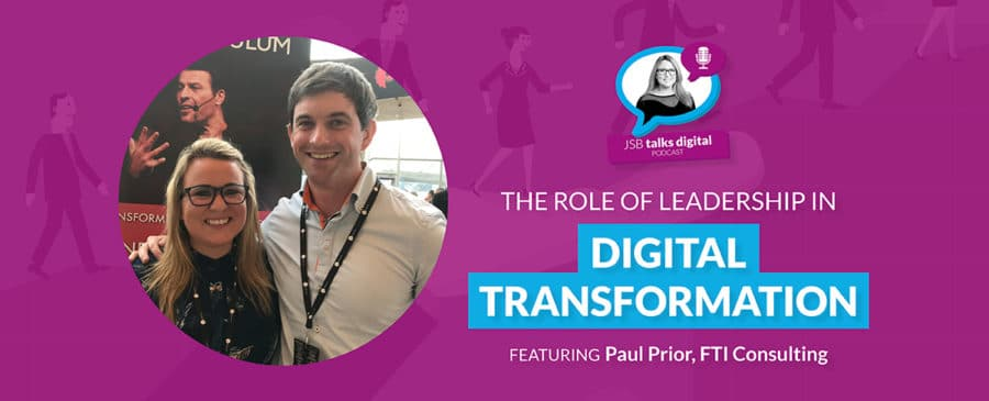The Role of Leadership in Digital Transformation
