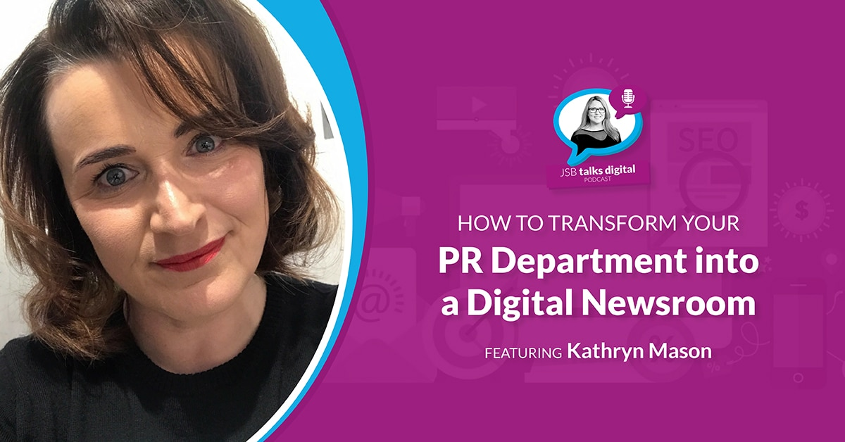 How to Transform your PR Department into a Digital Newsroom