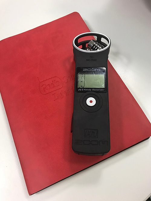Zoom H1 Audio Recorder