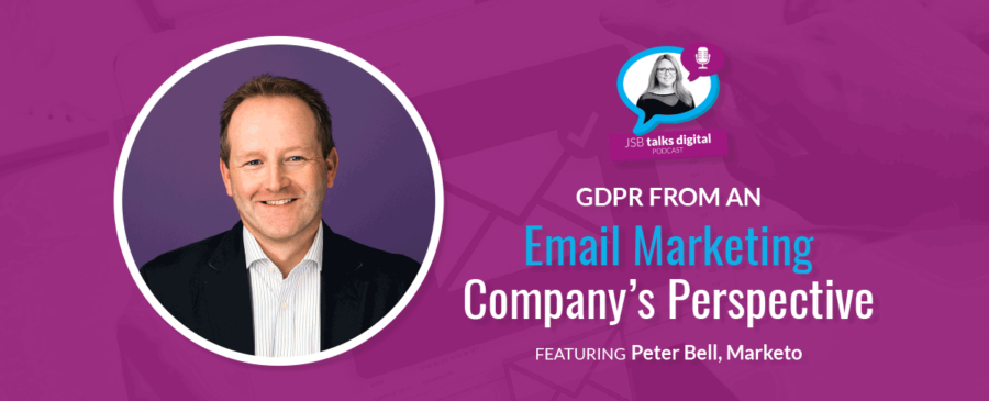 GDPR from an Email Marketing Company's Perspective