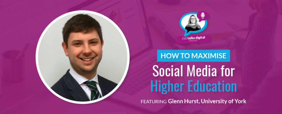 How to Maximise Social Media for Higher Education