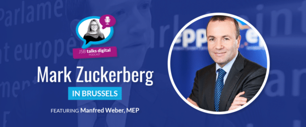 [PODCAST] Mark Zuckerberg in Brussels