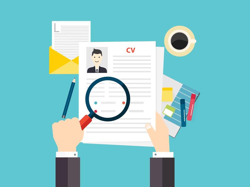 Digital Marketing CV