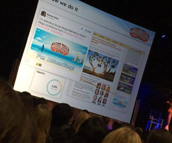 Social Media Examiner Facebook Engagement