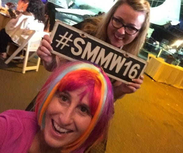 JSB and Sue B Zimmerman, The Instagram Expert