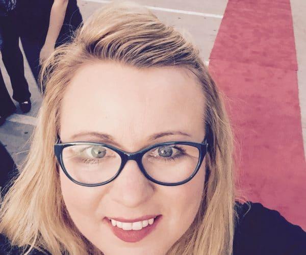 Red Carpet Selfie
