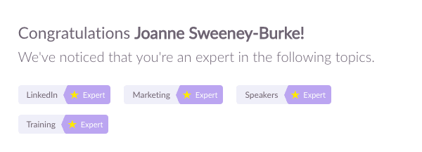 JSB Klout influence