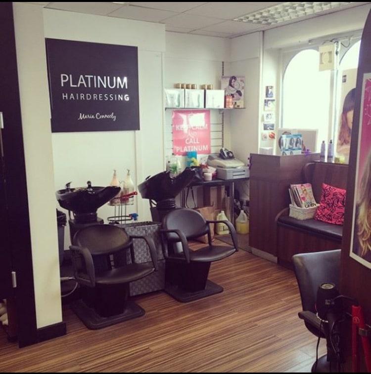 Platnium Hairdressing Castlebar