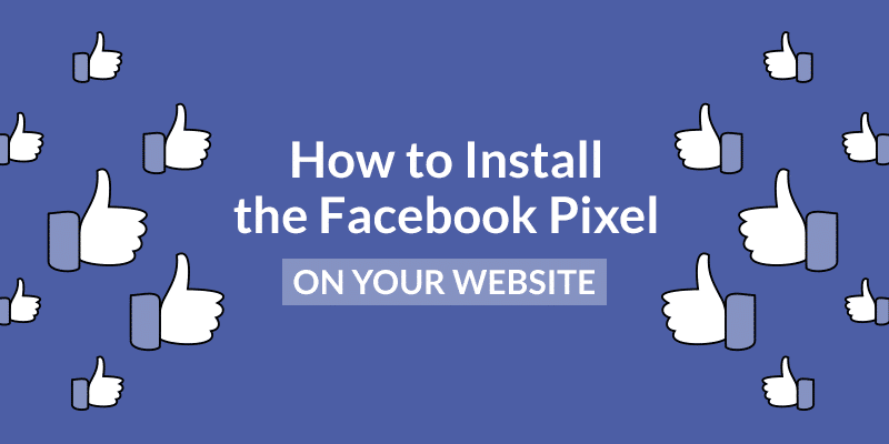 how to install Facebook pixel on your website Digital Training Institute