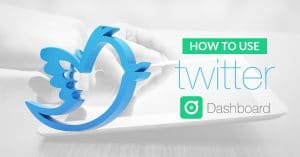 How to use Twitter Dashboard