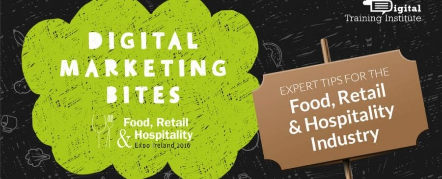 Digital Marketing Tips for the Food and Retail industry