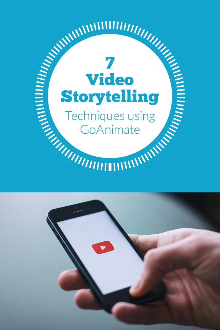 Blog You are here:Digital Training InstituteDigital StorytellingSocial Media ToolsVideo marketing7 Ways To Use GoAnimate For Video Storytelling 7 Ways To Use GoAnimate For Video Storytelling