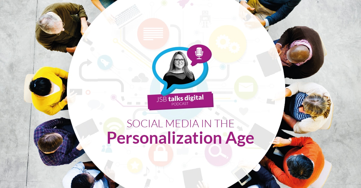 Social Media in the Personalization Age