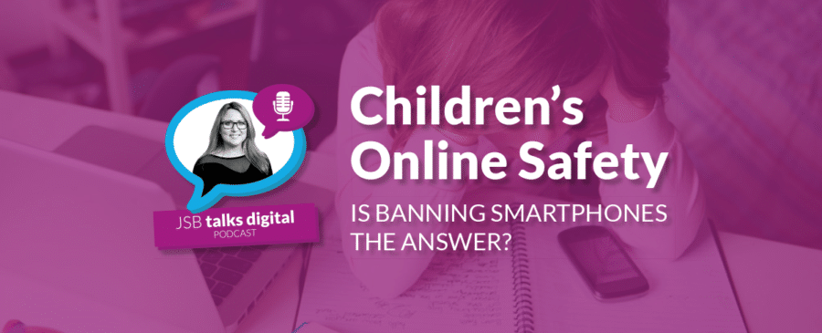 Is Banning Smartphones the Answer to Children's Online Safety?