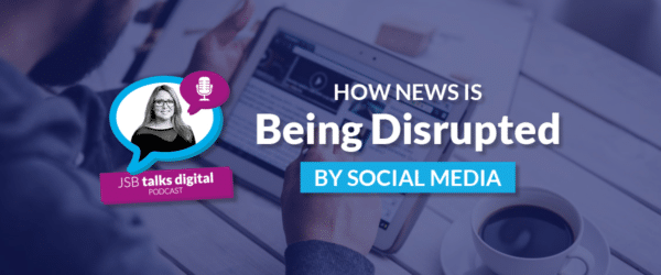 How News is Being Disrupted by Social Media