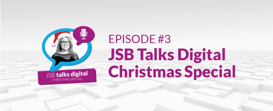 JSB Talks Digital Vlog - Christmas Special