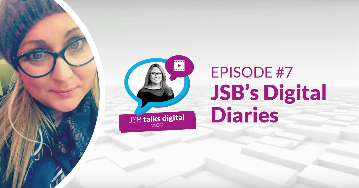 JSB's Digital Diaries