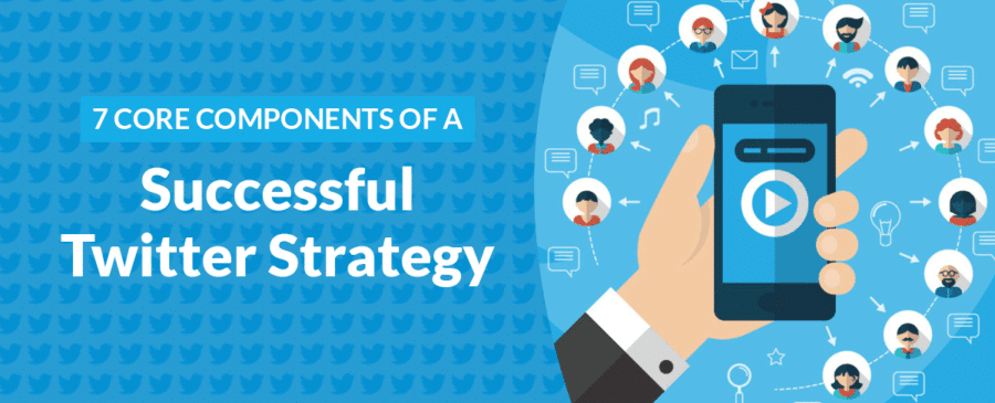 7 Core Components of a Successful Twitter Strategy
