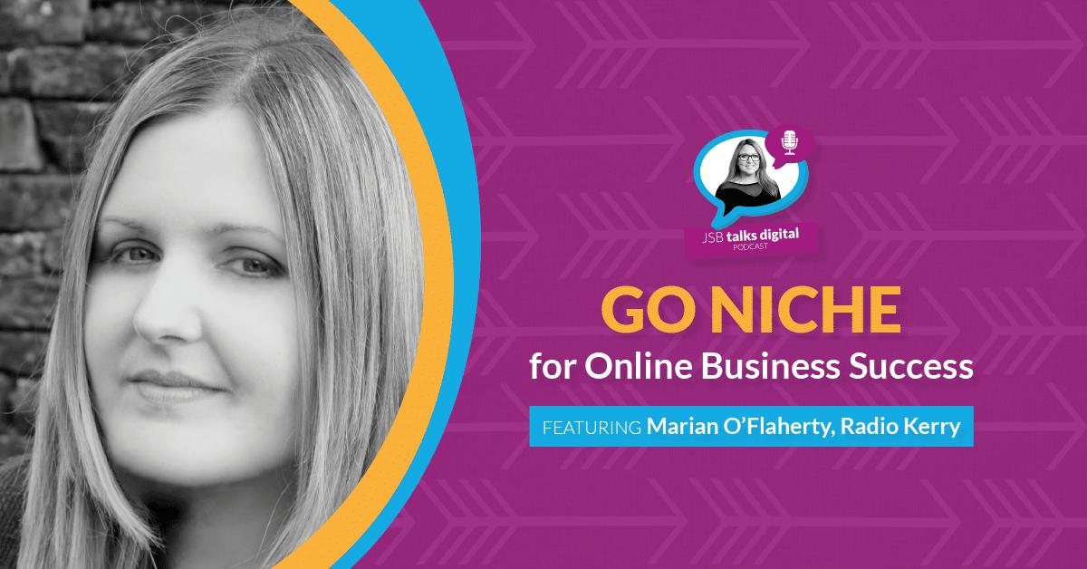 Go Niche for Online Business Success