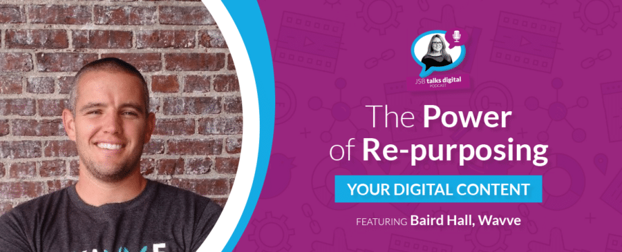 The Power of Re-purposing Digital Content