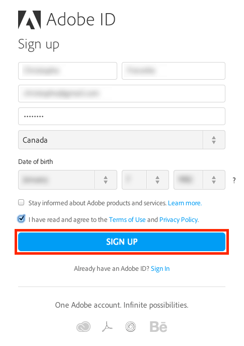 Clickwrap method example