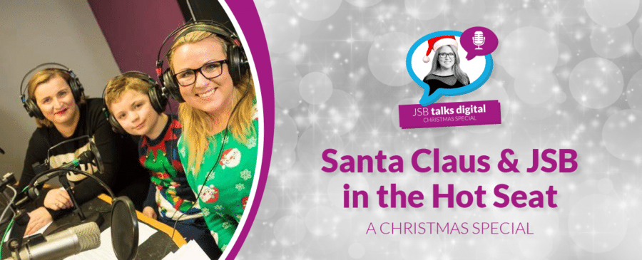 Santa Claus and JSB in the Hot Seat – A Christmas Special