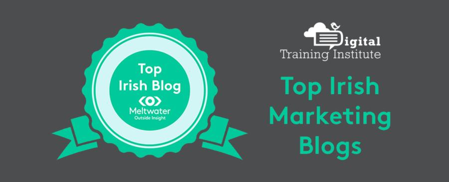 Meltwater Top Irish Marketing Blogs