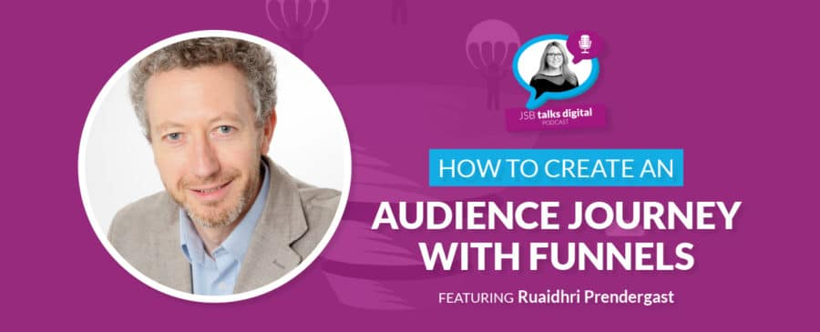 How to Create an Audience Journey with Funnels