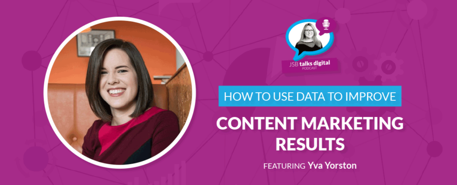 How to Use Data to Improve your Content Marketing Results