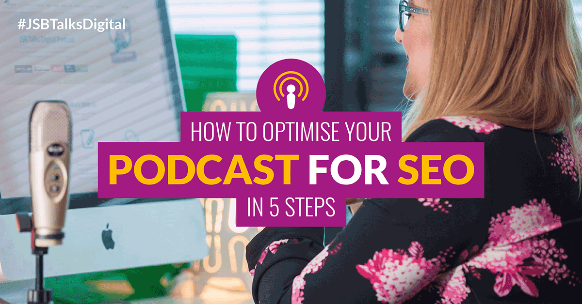 How to Optimise Your Podcast for SEO