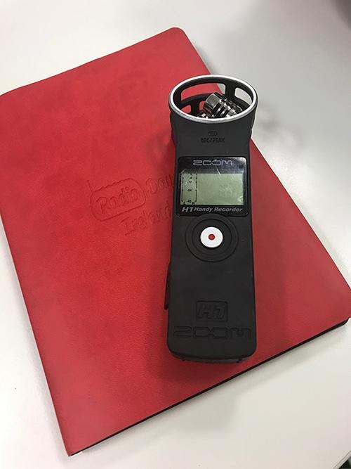 Zoom H1 Audio Recorder