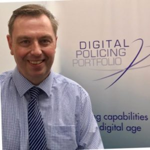 David Bailey Social Media Project Lead at NPCC Digital Policing Portfolio