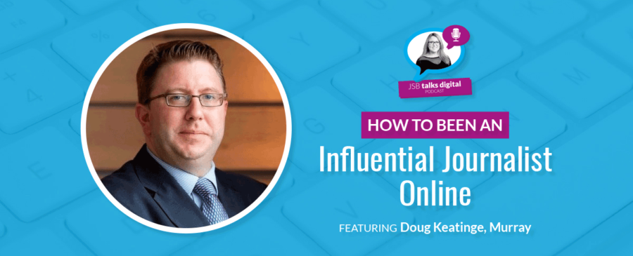 How to be an Influential Journalist Online