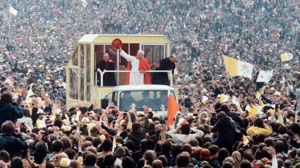 Pope in Ireland 1979