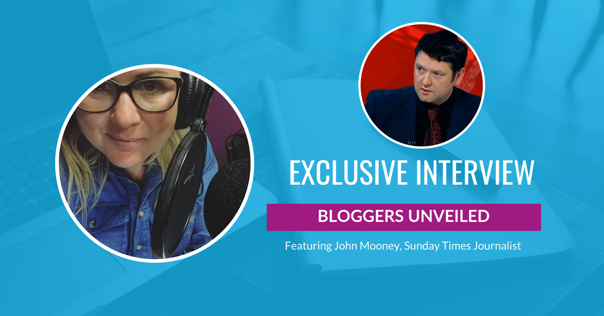 EXCLUSIVE_ Interview with Investigative Journalist John Mooney on Bloggers Unveiled (1)