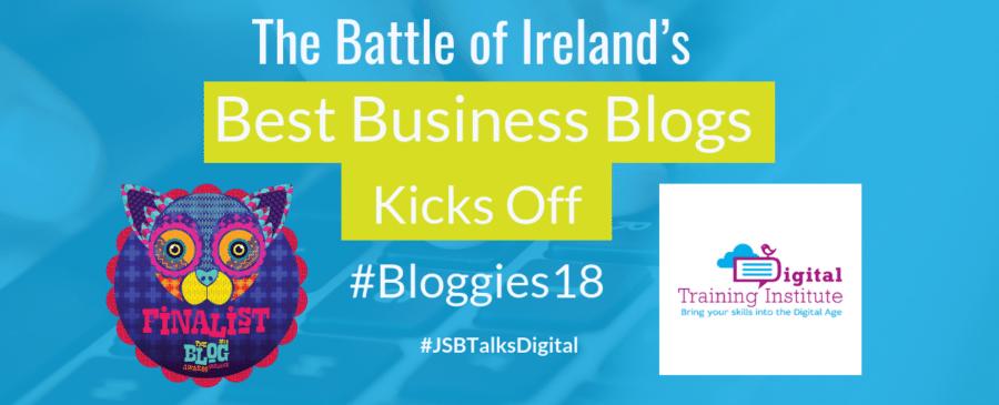 Blog Awards Ireland 2018