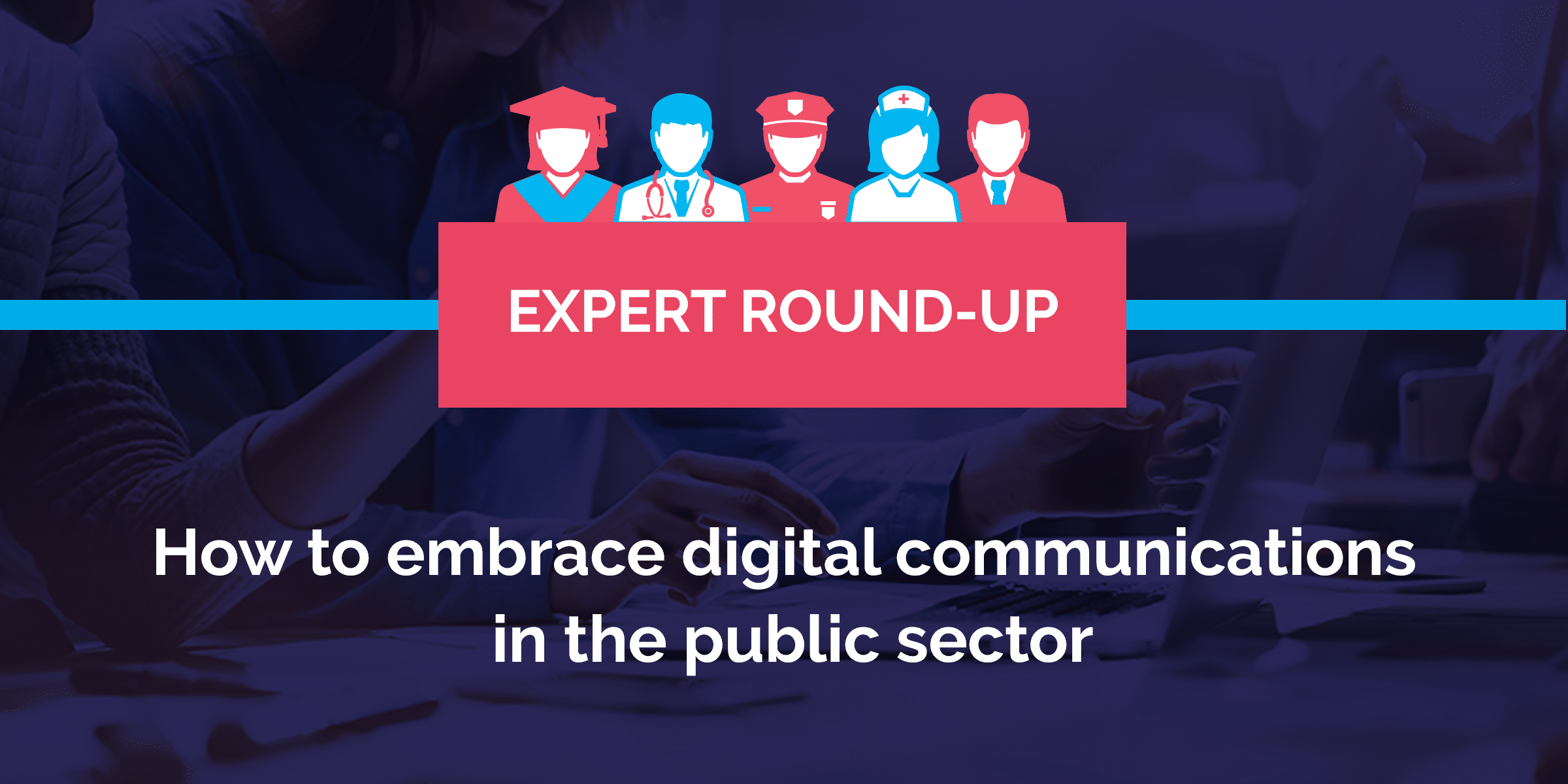 digital transformation in the public sector